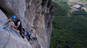 Via Ferrata-Grenoble-Via Ferrata Intégrale des Lavandières-6