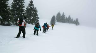 Survival Training-Jura-Stage de survie grand froid Musher dans le haut Jura-4