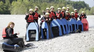 Hydrospeed-Lac de Serre-Ponçon-Descente de la Durance en Hydrospeed à Embrun-2