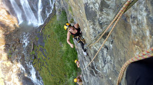 Via Ferrata-Villach-Via Ferrata to Fallbach Waterfall, near Fischertratten-2