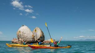 Sea Kayaking-Abel Tasman National Park-Sea kayaking excursion in Anchorage from Kaiteriteri-2