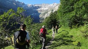 Hiking / Trekking-Luz Saint Sauveur-Hiking up Pic de Bergons near Gavarnie-2