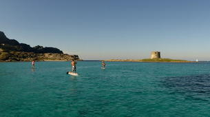 Stand up Paddle-Platamona-SUP lessons in Northern Sardinia-4