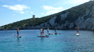 Stand up Paddle-Platamona-SUP lessons in Northern Sardinia-3