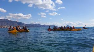 Sea Kayaking-Alicante-Kayaking in Altea, Alicante-1
