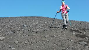 Randonnée / Trekking-Mount Etna-Hiking to the Summit of Montagnola (2,640m), Mount Etna-5