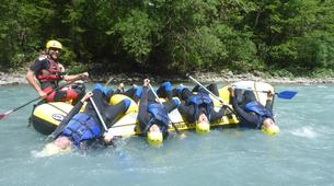 Rafting-Lechtal-Rafting on the river Lech in Tyrol-6