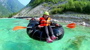 Rafting-Bovec-Tubing on the Soča River, Slovenia-5