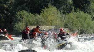 Rafting-Berchtelsgadener Land-Rafting on the Saalach river, Bavaria-4