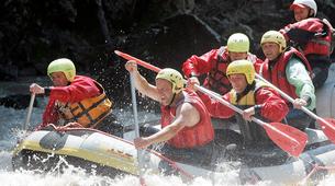 Rafting-Berchtelsgadener Land-Rafting on the Saalach river, Bavaria-2