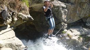Via Ferrata-Ötztal-Via Ferrata at Lehner Waterfall in Tyrol-6