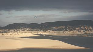 Kitesurfing-Peniche-Group Kitesurfing lessons in Obidos Lagoon near Peniche-5