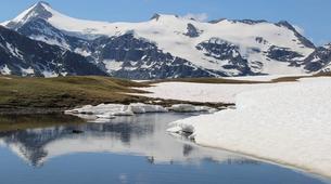 Randonnée / Trekking-Bonneval-sur-Arc, Haute Maurienne-Randonnée hors des sentiers dans les Cols de Haute Maurienne-2
