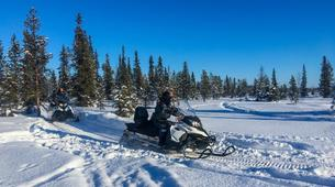 Snowmobiling-Kiruna-Snowmobile Afternoon Excursion-6