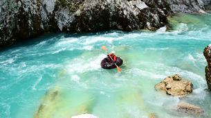 Rafting-Bovec-Tubing on the Soča River, Slovenia-2