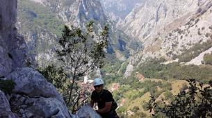 Via Ferrata-Cantabrie-Via Ferrata at La Hermida, Picos de Europa National Park-4