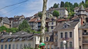 Mountain bike-Meyrignac-l'Église-Descente du Suc au May en VTT, Corrèze-5