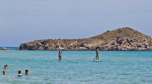 Stand up Paddle-Platamona-SUP lessons in Northern Sardinia-6