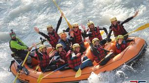 Rafting-Aosta Valley-Advanced rafting from Morgex to Aymaville in the Aosta Valley-1