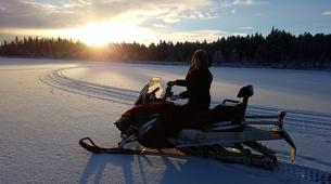 Motoneige-Kiruna-Snowmobile excursion to ICEHOTEL from Kiruna-3