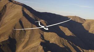 Gliding-Omarama-Valley Explorer flight in the Southern Alps from Omarama-3