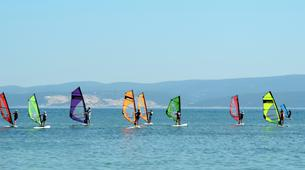 Windsurfing-Omis-Windsurfing course in Omis-5