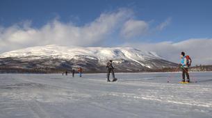 Snowshoeing-Kiruna-Snowshoeing excursions in Kiruna-3