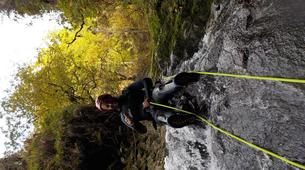 Canyoning-Arriondas-Canyoning at La Molina gorge in Picos de Europa National Park-2
