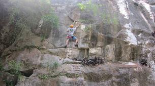 Rock climbing-Hoi An-Rock Climbing in Marble Mountain, near Hoi An-1