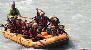 Rafting-Aosta Valley-Advanced rafting from Morgex to Aymaville in the Aosta Valley-4