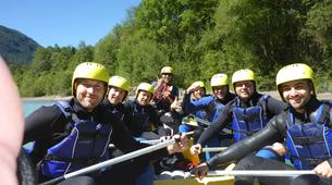 Rafting-Lechtal-Rafting on the river Lech in Tyrol-5