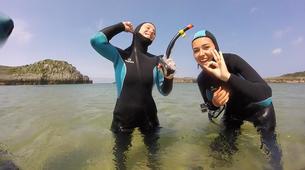 Snorkeling-Noja-Snorkeling excursion in Noja near Santander-1