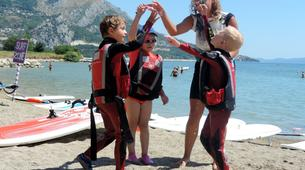 Windsurfing-Omis-Windsurfing course in Omis-2