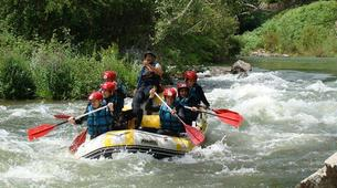 Rafting-Cantabrie-Rafting on the Ebro River from Arroyo in Cantabria-2