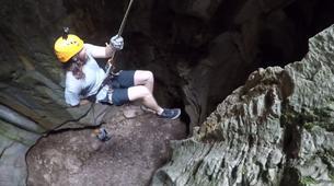 Rock climbing-Hoi An-Rock Climbing in Marble Mountain, near Hoi An-3