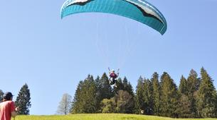 Paragliding-Tegernsee-Paragliding course at the Tegernsee in Southern Germany-1