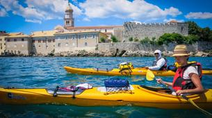 Kayak de mer-Rab-Sea kayaking excursion in Rab Island, Croatia-2