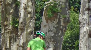 Mountain bike-Meyrignac-l'Église-Descente du Suc au May en VTT, Corrèze-6