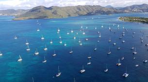 U.L.M-Le Lamentin-Survol de la Martinique en Autogire (ULM)-13