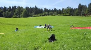 Paragliding-Tegernsee-Paragliding course at the Tegernsee in Southern Germany-2