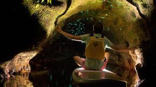 Stand Up Paddle-Rotorua-Glow worm SUP Tour on Rotorua Lake-4