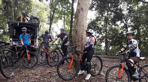 Mountain bike-Chiang Mai-Cross Country mountain biking in Doi Suthep National Park-4