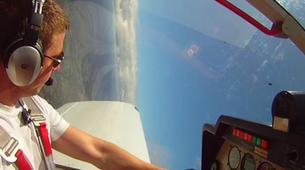 Aerobatics-Wanaka-Aerobatics Lesson in Wanaka-1