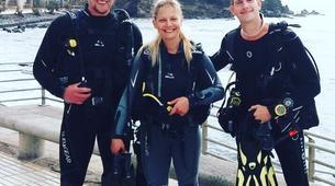 Scuba Diving-Maspalomas, Gran Canaria-PADI Scuba Diver course near Playa del Inglés, Maspalomas-4