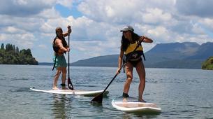 Stand up Paddle-Rotorua-SUP Tour on Rotorua Lake-3