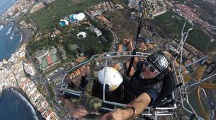 Paramotoring-Costa Adeje, Tenerife-Paramotoring in Tenerife with a World Champion-2
