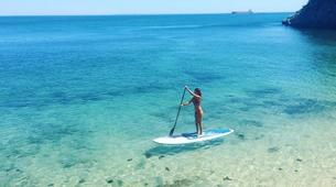 Stand Up Paddle-Sesimbra-SUP excursion along the coast of Sesimbra-3