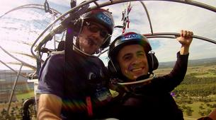 Paramotoring-Costa Adeje, Tenerife-Paramotoring in Tenerife with a World Champion-3