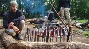 Survival Training-Courchevel, Les Trois Vallées-Stage de Survie 4 Jours à Courchevel-1