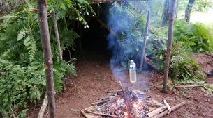 Survival Training-Forest of Sénart-Stage de Survie en Forêt près de Paris-3